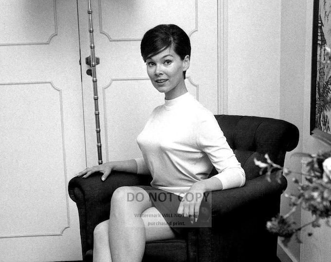 Actress Yvonne Craig - 5X7, 8X10 or 11X14 Publicity Photo (CC-434)