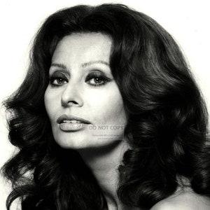8X10 Publicity Photo BB-675 bucraft Actress Sophia Loren