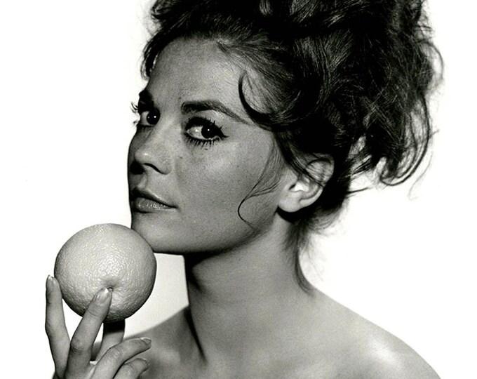 Actress Natalie Wood - 5X7, 8X10 or 11X14 Publicity Photo (OP-130)