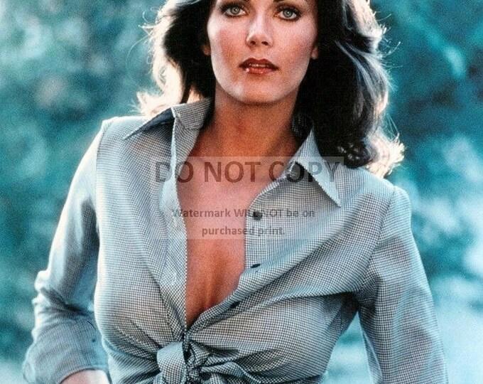 Actress Lynda Carter - 5X7 or 8X10 Publicity Photo (OP-126)