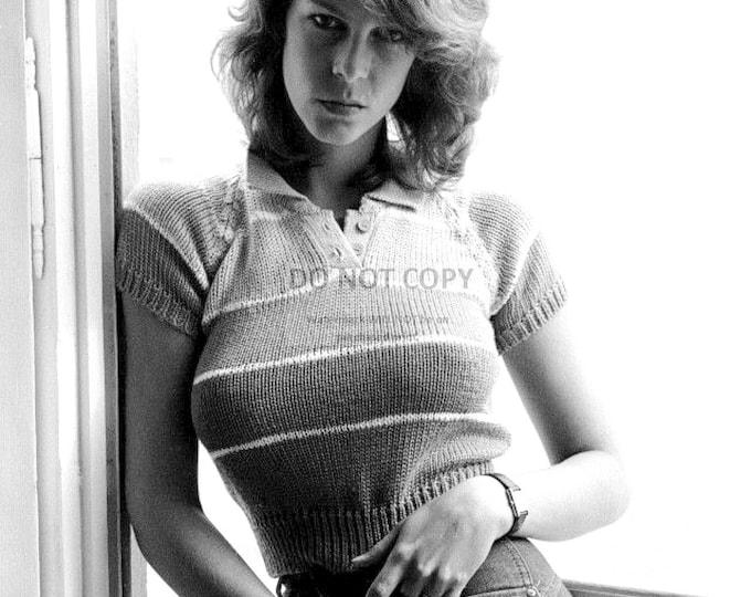 Actress Jamie Lee Curtis - 5X7, 8X10 or 11X14 Publicity Photo (ZZ-957)