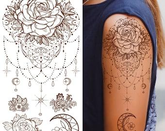 Henna Tattoo Etsy