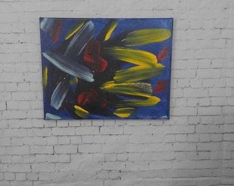 "The Dance - 11""x14"" original acrylic painting on canvas"