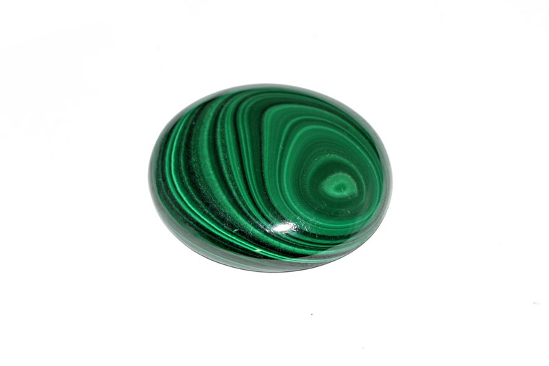 130 Carat 100 /% Natural Malachite BIG Cabochon Oval Shape Loose GEMSTONES Approx 39 x 32 x8 MM New Arrival Wholesale price