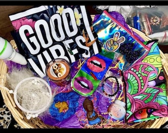 Good Vibes Only - Ultimate Gift Box PLUS FREE SHIPPING!