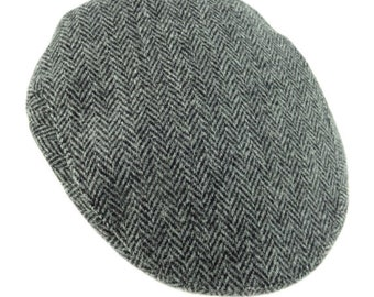 6c4953550ad Glen Appin Harris Tweed One-Size Cap