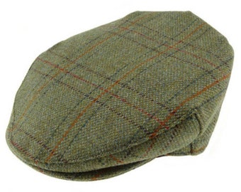 e678fb5a9a6 Glen Appin Wool Cap with Teflon Coating