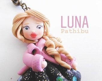 Luna (inspired by Luna Lovegood) HARRY POTTER