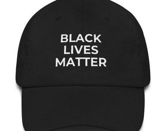Black Lives Matter Dad hat 1cb067be6f95