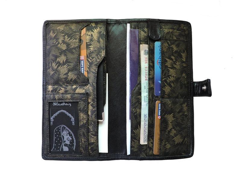 Travel organizer-Travel Case-Money pouch-Clutch Wallet-Card Holder-Travel Clutch-Men/'s wallet Clutch-Card Wallet-Women/'s Clutch