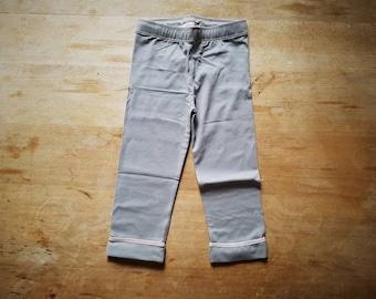 Sporty Kids Leggings in Organic Cotton