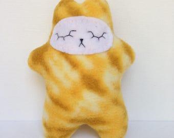 Happy Cat Plush Etsy