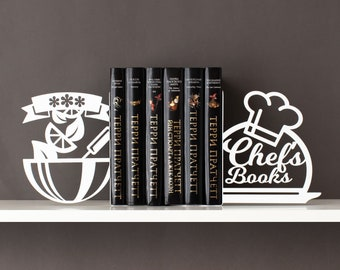 Sterling Brand Pig Chef Single Book End