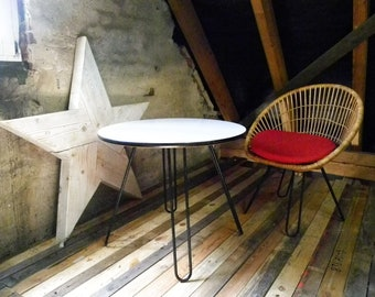 Gartenmöbel Set, 60er Jahre