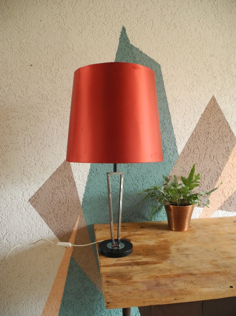 Table Lamp Art Deco 50s