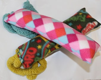 2 Cat kicker toys, catnip toys, cat toys, kicker toy, handmade cat toys, cat nip toys for cats, gift for a cat owner, catnip toys for cats
