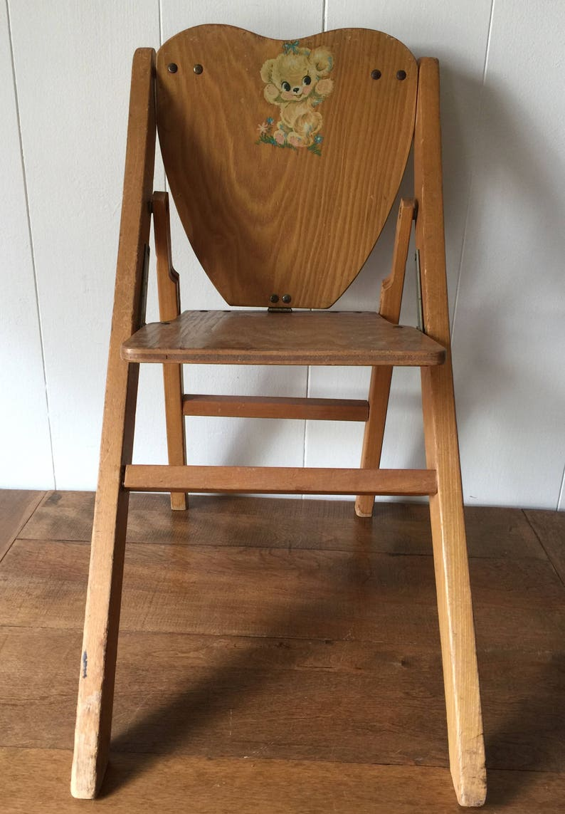 Vintage Wooden Folding Chairs.Vintage Wooden Folding Chair Vintage Child S Wooden Folding Chair Vintage Doll Chair
