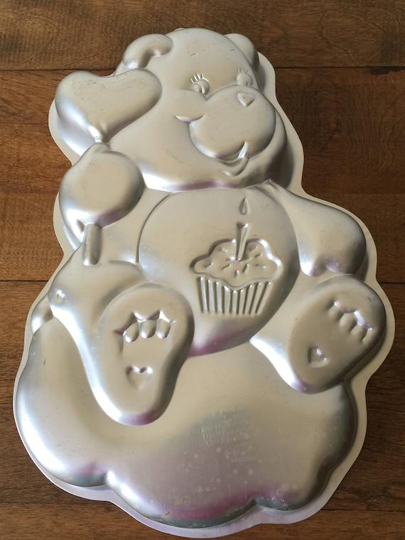 Vintage Care Bear Cake Pan Wilton Cake Pan Birthday Cake Pan Etsy