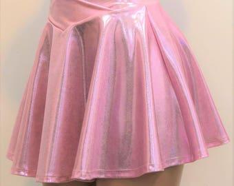 Minidot Hologram Skirt