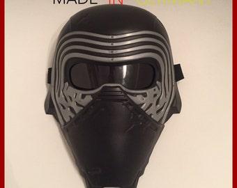 Lense Kylo Ren Childmask Visor Kyloren Knights of Ren Helmet Episode 7 star wars child mask Costume Cosplay Kid Kids