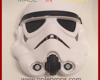 Lense for Stormtrooper child masks or helmets star wars child mask Visor starwars