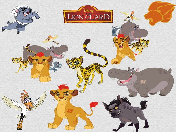 Marvelous LION GUARD CLIPART Clip Art 16 High Quality Png Images With