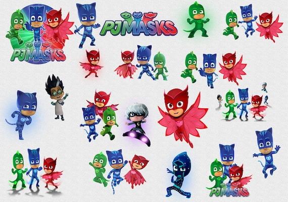 PJ MASKS CLIPART 21 High Quality Png Images With Transparent