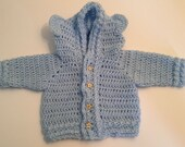 Items Op Etsy Die Op Baby Gehaakte Vest Baby Hoodie Baby Jas Baby