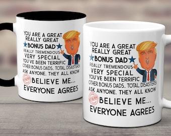 Husband Mug Coffee Mug For Husband O14 Husband Gift Donald Trump ...