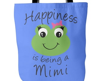 Mimi Tote Bag, Mimi Book Bag, Mimi Gift, Mimi Bag, Gift For Mimi, Mimi Tote, Mimi Tote Bags, Mimi Book Bags, Mimi Gifts, Mimi Bags
