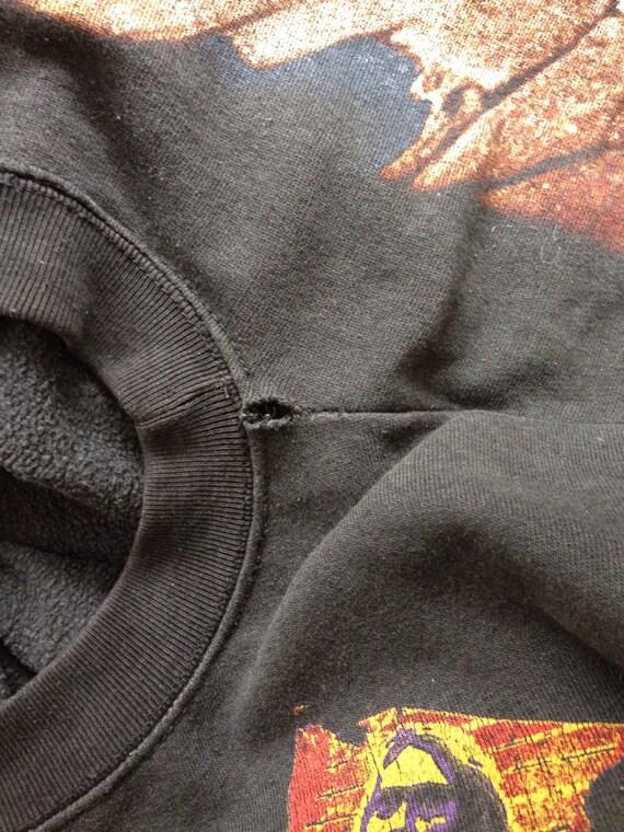 1994 rare vintage Nirvana sweatshirt - image 5