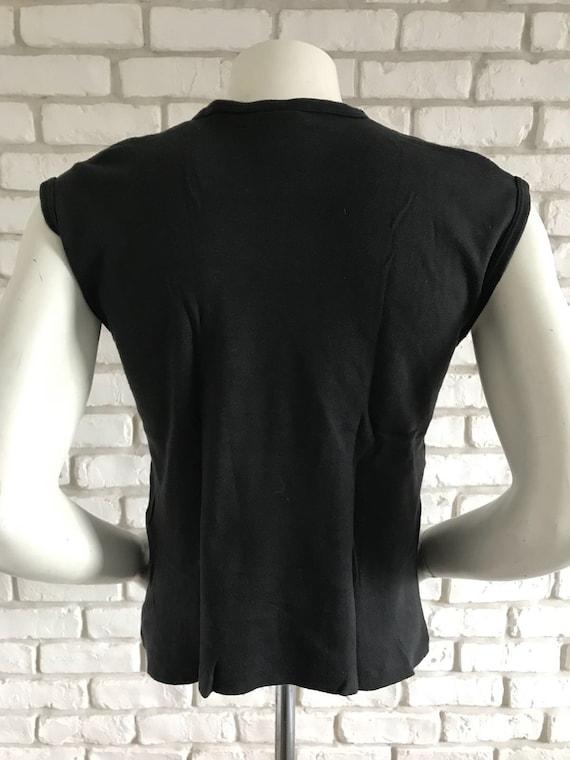 1984 vintage Motley crue huent le diable shirt hors le pentagramme vintage tee shirt diable 2e1e27
