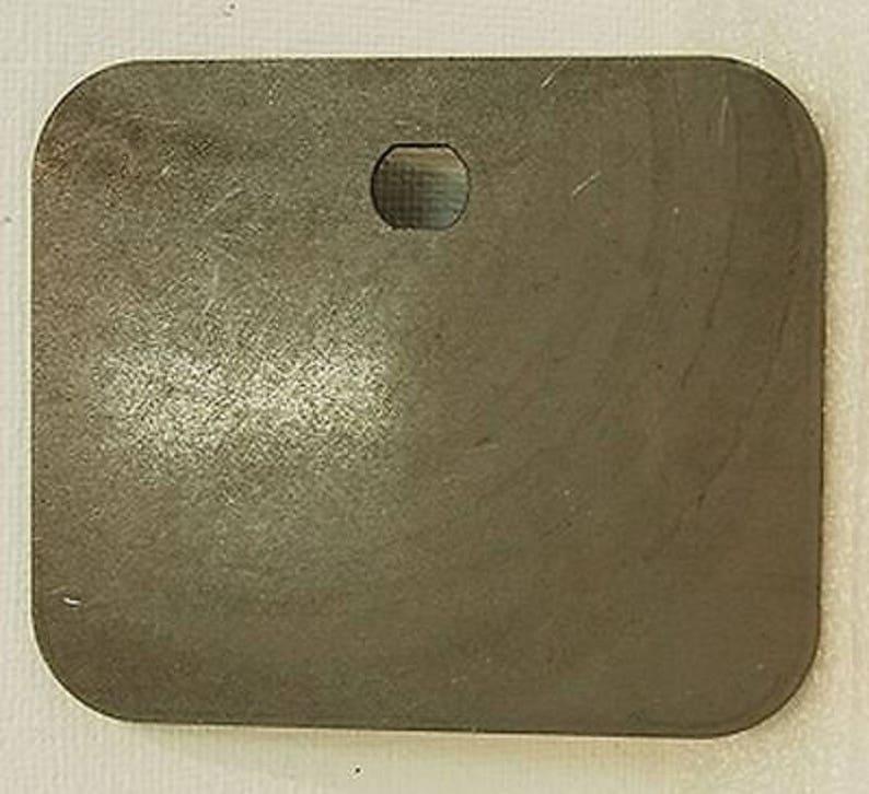 Wayne Old 519 Visible Gas Pump Small Metal Inspection Door