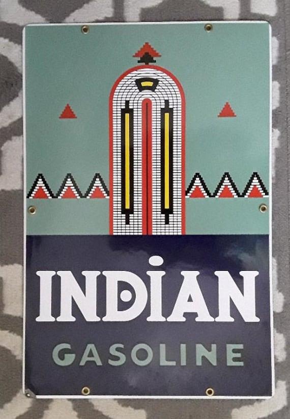 Vintage Style Women Men Restroom Signs Porcelain Enamel Gas Station Garage 10/'/'