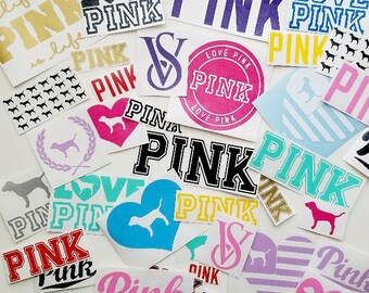 PINK Mystery Grab Bag | Decals | vs | victorias secret | sticker decal | stickers