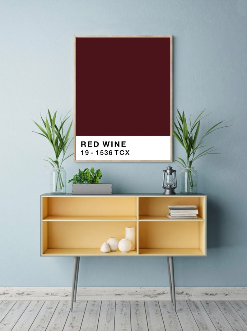 Bedroom Decor Kitchen Decor Living Room Decor Wine Gift Bedroom Wall Art Home Decor Gifts For Her Minimalist Poster Wine