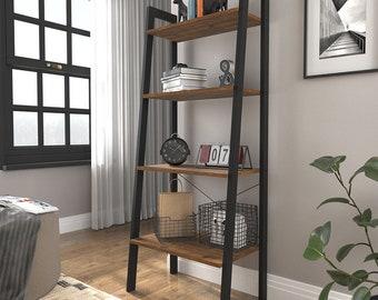 Freestanding Industrial Shelving Unit | Industrial Shelves | Sheves | Living Room | Bedroom | Industrial Furniture UK