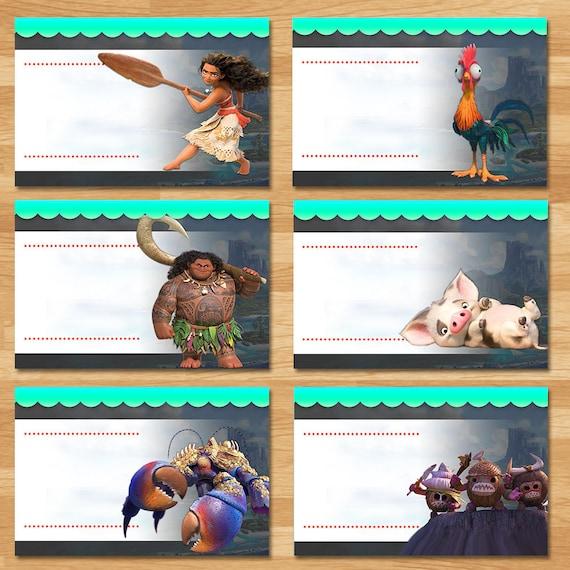 items similar to moana food tents - chalkboard
