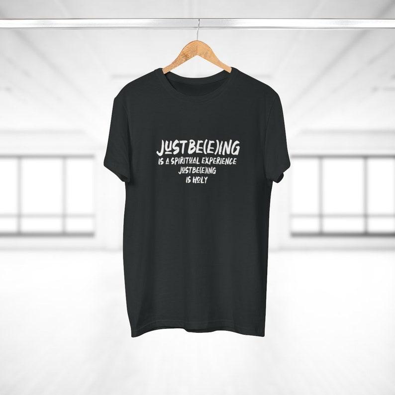 JustBee Experience Unisex Jersey Short Sleeve Tee image 0