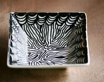 Original Zentangle Inspired Art Entitled Home On The