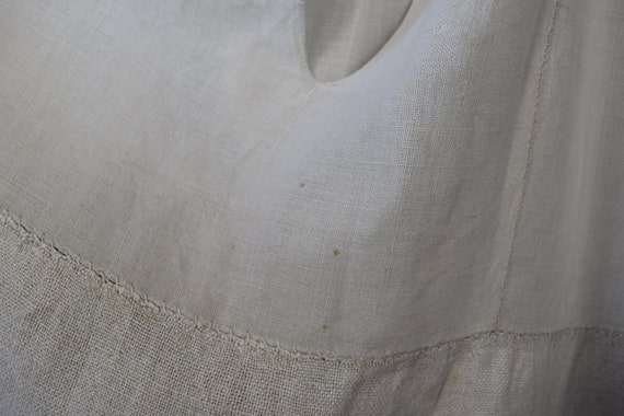Vintage traditional Ukrainian embroidered shirt /… - image 9
