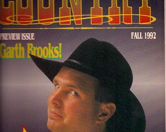 COUNTRY SOUNDS PREVIEW Issue -  1992