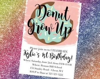 Printable Birthday Party Invitations