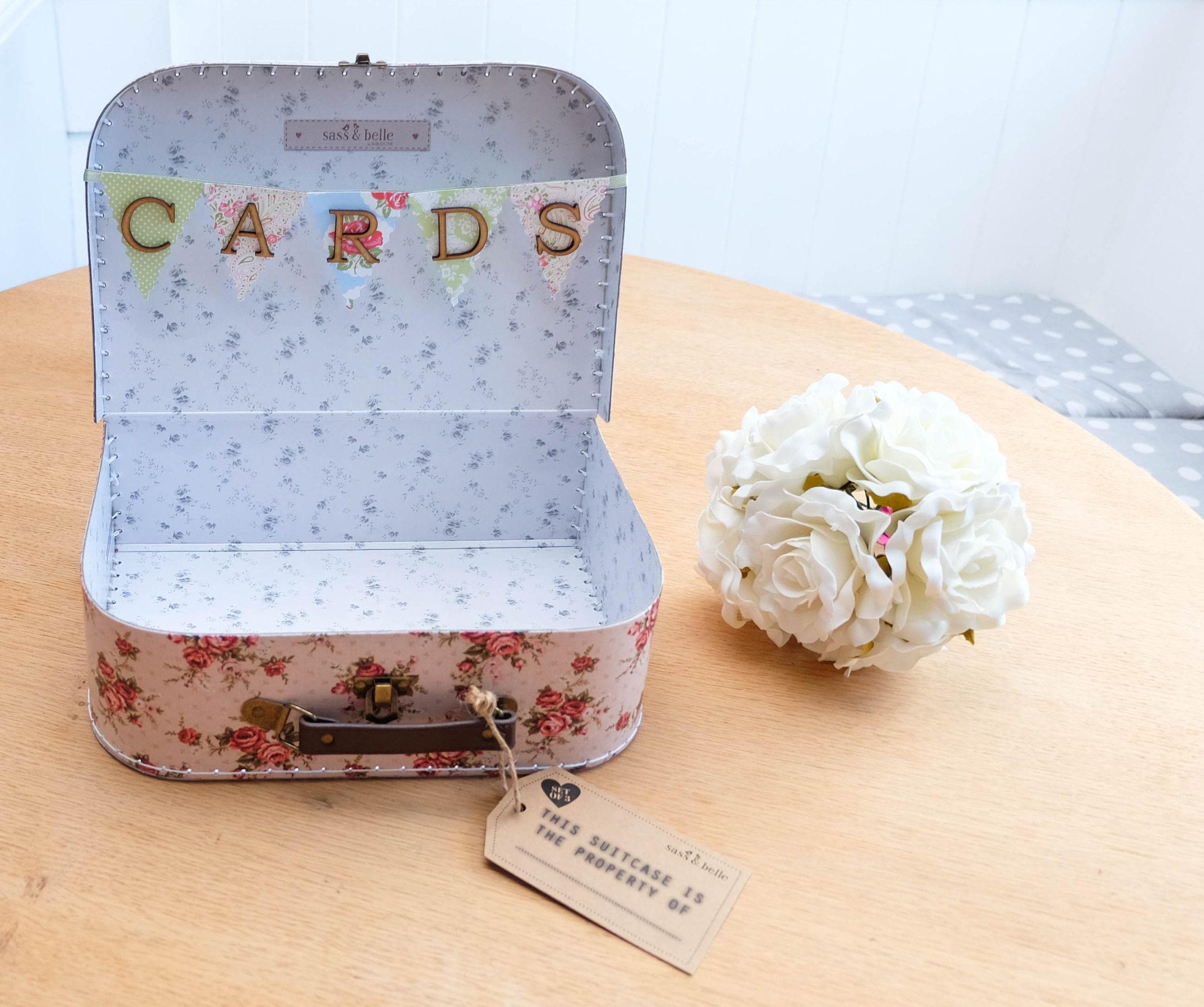 cartes de sass belle shabby chic floral de mariage. Black Bedroom Furniture Sets. Home Design Ideas