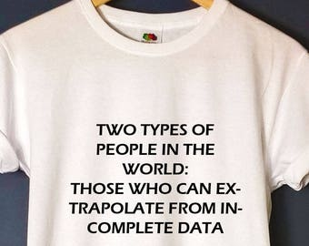 extrapolate from incomplete data shirt womens clothing nerd clothing nerd clothes nerdy shirt geeky shirt graphic tee science t shirt gifts
