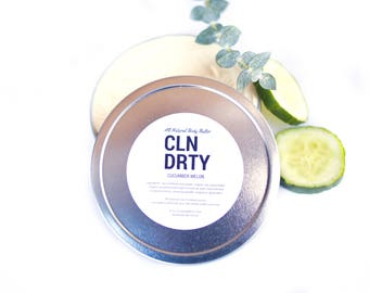 Limited Edition | Cucumber + Melon Body Butter