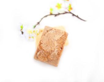 Cocoa Vanilla | Exfoliating In-Shower Lotion Bar