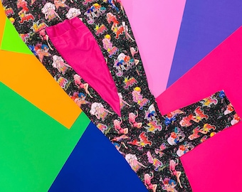 Truly Outrageous Women's leggings with pockets.