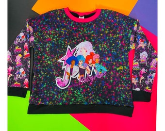 Ready to post - SIZE 8 - Truly Outrageous Group Jumper