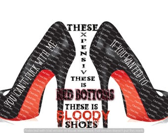 6b6152d87a8b These is Red Bottoms-Bodak Yellow svg Quote